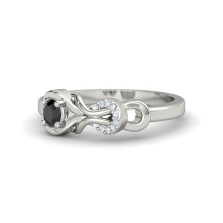 Double Hercules Knot Ring