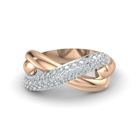 Infinity Knot Ring