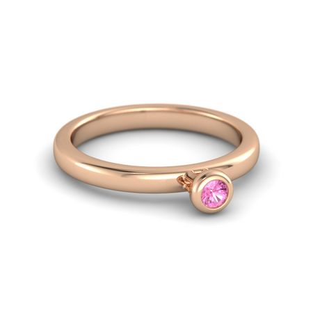 Gemstones By The Yard Stacking Ring (3mm gem)