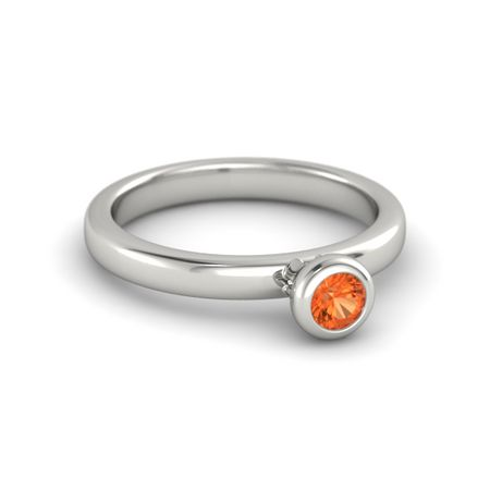Gemstones By The Yard Stacking Ring (4mm gem)