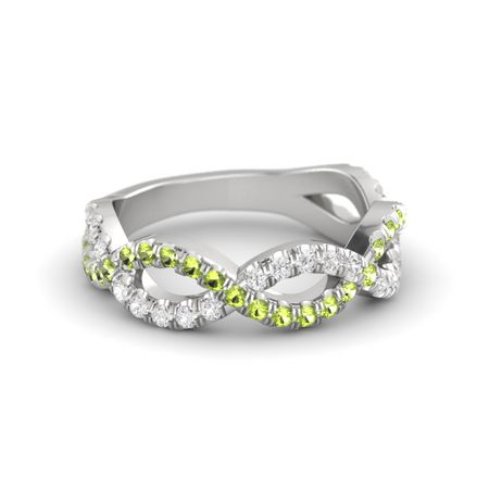 Brilliant Infinity Twist Band (5 Loops)