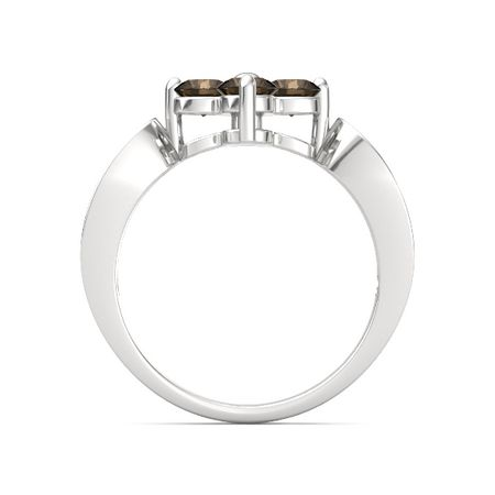 Simple Quartet Ring