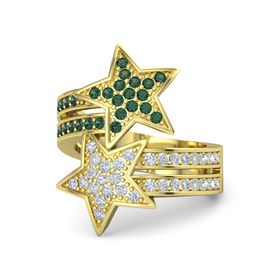 Brilliant Stars Ring