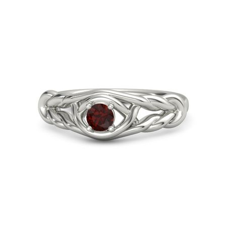 Basira Ring (4mm gem)