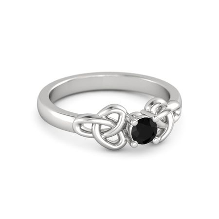 Katarina Ring (4mm gem)