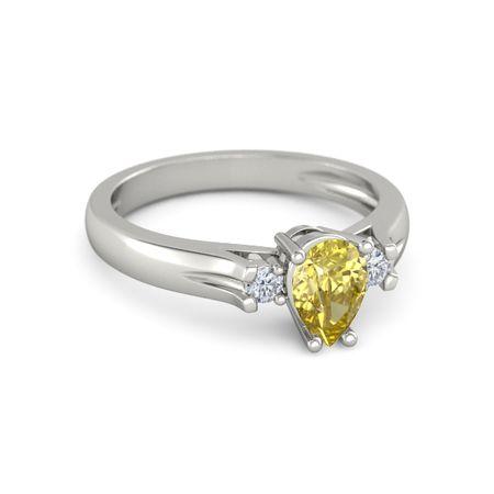 Pear Diamond Ring Enhancer