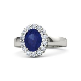 Emma Ring (9mm gem)