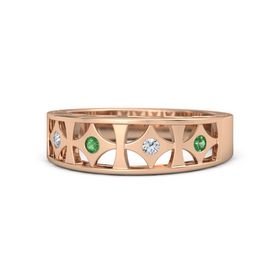 Queen of Diamonds Ring