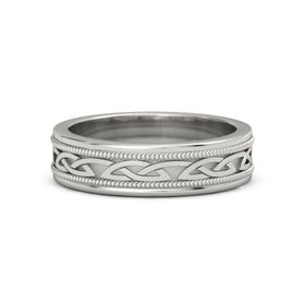 Men's Palladium Ring