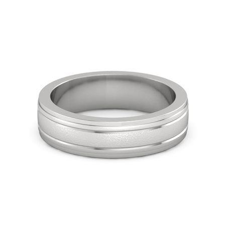 Satin Finish Lineage Band (6mm Band)
