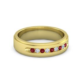 Crown Band (2mm gem)
