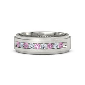 Crown Band (2.5mm gem)