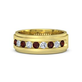 Crown Band (3mm gem)