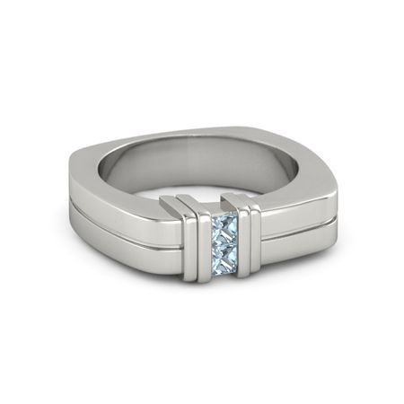 Vise Ring (3mm gems)