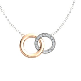 Interlocking Circle Pendant