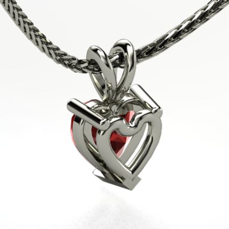 Brilliant Heart Pendant
