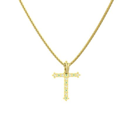 Small Brilliant Cross