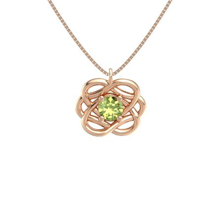 Knotted Vines Pendant