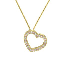 Rounded Heart Pendant