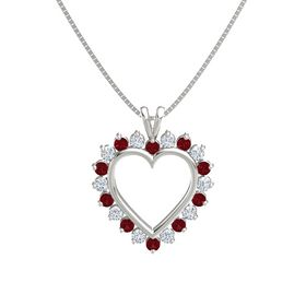 Queen of Hearts Pendant