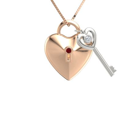 Cadena d'Amour Necklace