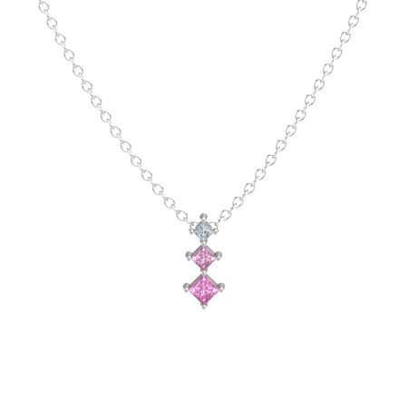 Three Princess Pendant