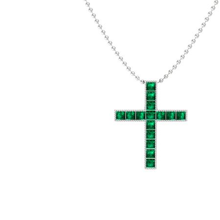 Precious Cross Pendant