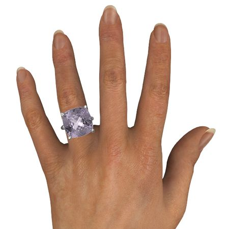 Pure Cushion Ring