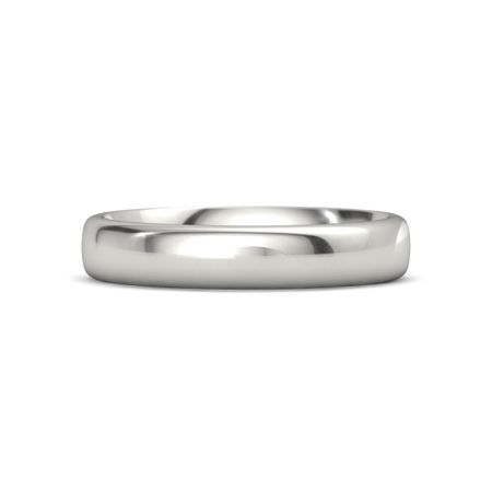 Rounded Edge Comfort Fit Band (4.5 mm)