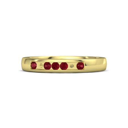 Rhone Band (2mm gems)