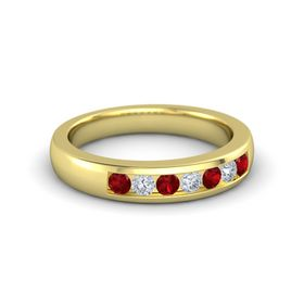 Rhone Band (2.5mm gems)