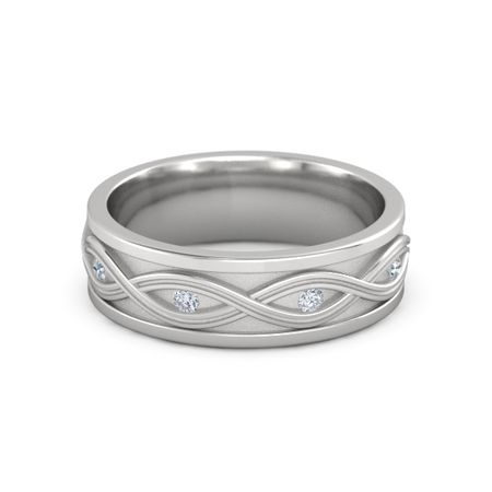 Infinite Braid Ring