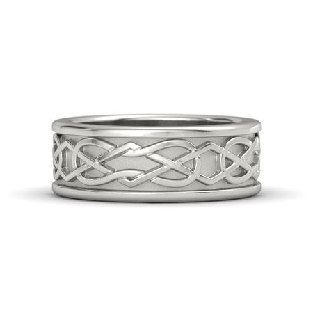 Kells Celtic Wedding Band