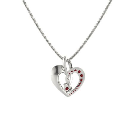 Arrow in My Heart Pendant