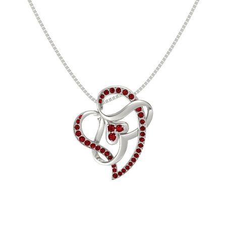 Tattooed with Love Pendant