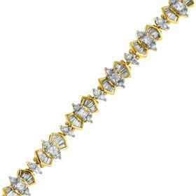 4 1/2 ct Diamond Bracelet