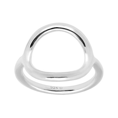 7fa63d6c7ee9a Silpada 'Karma' Sterling Silver Ring, Size 7
