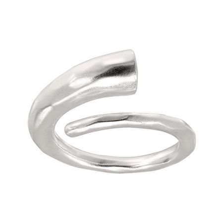 Wrapped Horn Ring