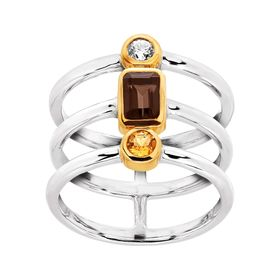 Caged Up Ring