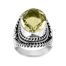 Lemon Drop Ring