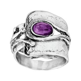 Purple Paradise Ring