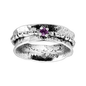 Whimsical Spinner Ring