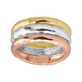 Tuscon Sun Stacking Rings