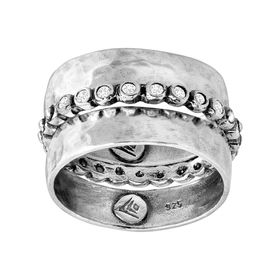 Space Race Stacking Rings