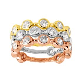 Supernova Stacking Rings