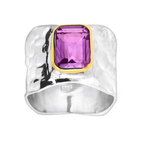 Lakeside Ring, Amethyst