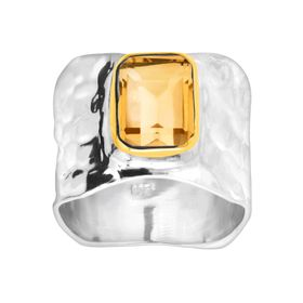 Lakeside Ring, Citrine