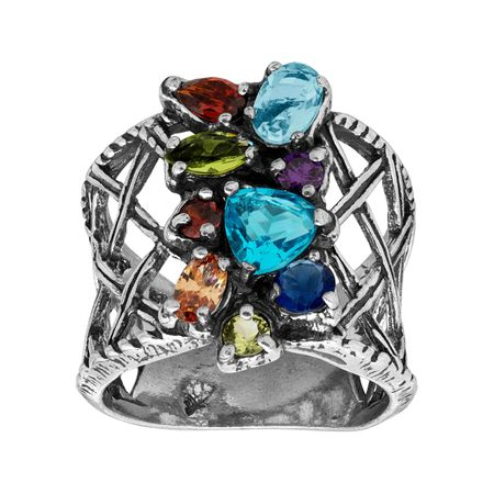 Starcrossed Ring