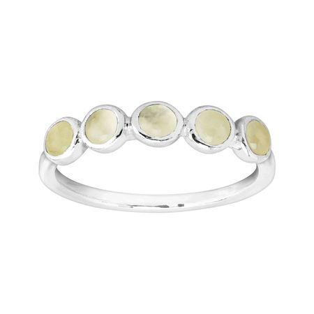 August Celebration Collection Five-Stone Ring