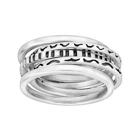 Antilles Stacking Rings